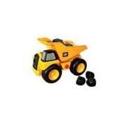 Cat Pre-School - Rumble And Dump Truck - Dtc