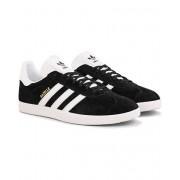 Adidas Originals Gazelle Nubuck Sneaker Black