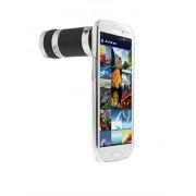 Samsung 8X Zoom Teleskop Objektiv med mål för Galaxy S3 (Svart)