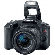 Camara Canon Eos Rebel Sl2 Kit 18-55 Video Full Hd 60p +16gb