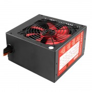 Fonte MARS GAMING MPII 650W, Active PFC, 85+, Cabo Modular - MPII650