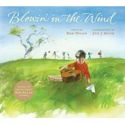 Blowin' in the Wind [With CD (Audio)], Hardcover