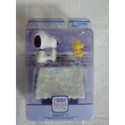 A Charlie Brown Christmas SNOOPY with WOODSTOCK - Blue SNOOPY Dog House Version - 2007 Release