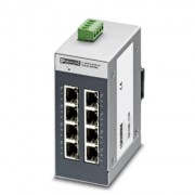 Switch ethernet industrial 8 porturi 10/100 Mbps Phoenix Contact FL SWITCH SFNB 8TX