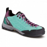 Scarpa - Women's Epic GTX - Chaussures d'approche taille 39,5, noir/turquoise