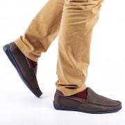 Мъжки обувки Oliver кафяви