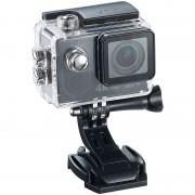 Somikon 4K-Action-Cam mit UHD-Video bei 24 fps, 16-MP-Sony-Sensor, IP68, WLAN