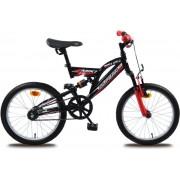 """Olpran dječji bicikl Miki 18"""", crni"""