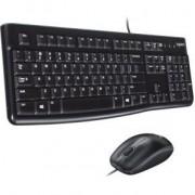Logitech Desktop MK120 Qwertz Zwitsers