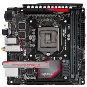 ASUS MAXIMUS VIII IMPACT Intel Z170 LGA 1151 (Socket H4) Mini ITX moederbord