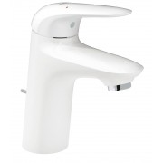 Baterie lavoar Grohe Eurostyle marimea S alb,maner plin-23707LS3