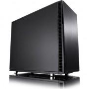 Carcasa desktop fractal design Definiti C-R6 USB Blackout -fd-CA-DEF-R6, C-BKO