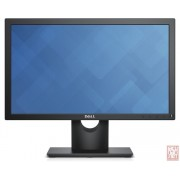 "18.5"" Dell E1916H, LED, 16:9, 1366x768, 5ms, 600:1, 200cd/m2, VGA/DP, black"