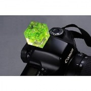 Gadget Hero's Triple Axis Bubble Level Gradienter Hot Shoe Canon Nikon Pentax Olympus For Any Hotshoe Flash Camera