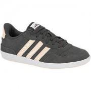 Adidas Donkergrijze VL Hoops 2.0 38