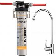 Depuratore Acqua Everpure Kit 4c Con Filtro Everpure 4c Testa Ql1 E Rubinetto Kiteverpure 4c Testa Ql1 E Rubinetto