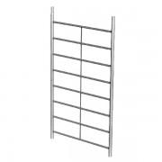 Вертикална рамка 2.00x1.35м за скеле KRAUSE Pro Tec XXL