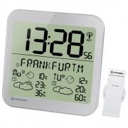 Statie meteo Bresser MyTime 7001900HZI000, termometru, higrometru, alarma