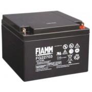 Batería para SAI/UPS 12V 27Ah Fiamm FG22703
