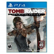 PS4 Juego Tomb Raider Definitive Edition Para PlayStation 4