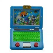 LCD Water Ring Target Kids Game Laptop Design Water Game Birthday Return Gift (Gifts Packing) (Pack of 2)