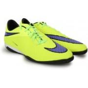 Nike HYPERVENOM PHELON IC Football Shoes For Men(Green)