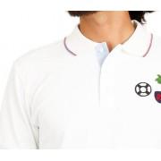 マスターバニー ゴルフウェアメンズ UV&ドライ♪サマーワッペンポロ