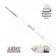The Army Painter Wargamer: Regiment brush - hobbi ecset BR7007