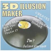 "PowerTRC 6"" 3-D Mirascope, Illusion Maker"