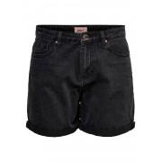 Only Onlphine Life Shorts Bb Mas0003 - zwart - Size: Large