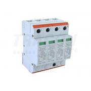 Descarcator de supratensiuni,AC,cl.2,elem.modular inlocuibil TTV2-60-3P+N/PE 230/400 V, 50 Hz, 30/60 kA (8/20 us), 3P+N/PE