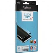 Folie Sticla MyScreen Diamond Edge pentru Samsung Galaxy S9, 3D, Full Cover (Acopera tot Ecranul). Negru