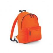 Bagbase Oranje rugtas met voorvak