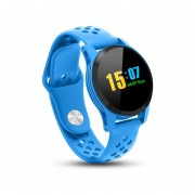 Q9 reloj inteligente impermeable presión arterial Frecuencia Cardíaca ip68 hombres reloj inteligent