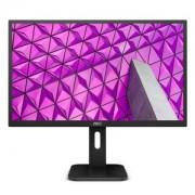 AOC 27P1 - 69 cm (27 Zoll), LED, IPS-Panel, Lautsprecher, Höhenverstellung, USB-Hub, DisplayPort