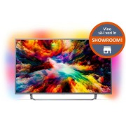 "Televizor LED Philips 165 cm (65"") 65PUS7303/12, Ultra HD 4K, Smart TV, Android TV, Ambilight, WiFi, CI+"
