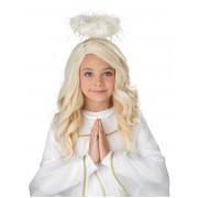 Vegaoo.es Peluca ángel niña