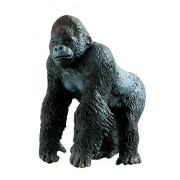 Bullyland Silverback Gorilla Action Figure