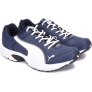 Puma Axis IV XT DP Training Shoes For Men(Blue)