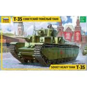 1 35 Heavy soviet tank T-35 1 35