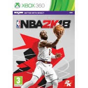 Joc consola Take 2 Interactive NBA 2K18 pentru XBOX 360