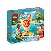 AVENTURA PE OCEAN A MOANEI - LEGO (43170)
