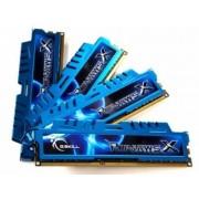 G.Skill 16 GB DDR3-RAM - 2133MHz - (F3-2133C10Q-16GXM) G.Skill RipjawsX-Series Kit CL10