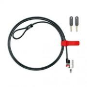 Notebookzár, kulcszáras, KENSINGTON ClickSafe (BME64637)