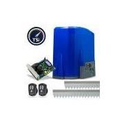 Kit Motor de Portão Eletrônico Deslizante Industrial Grand KDZ TSI Speed 1/2 HP - Garen/Unisystem