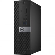 Computador Dell Desktop Optiplex 3040SFF processador Intel Core i3-6100 3.7GHz, memoria 4GB RAM, 500GB HD, Windows 10 Pro (downgrade para 7 Pro) 210-AITD-001C-DC066