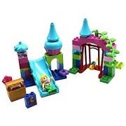 Little Treasures Mermaid Under Sea Princess Park Building block 43 pieces compatible toy set for preschool girl kids playset