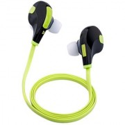 SBA ENTICE Jogger Wireless Bluetooth Stereo Earphone Bluetooth Headset with Mic (Multicolor In the Ear)