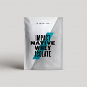 Myprotein Impact Native Whey Isolate (Sample) - 25g - Natural Chocolate