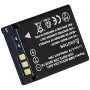 Panasonic CGA-S007/CGA-S007E ersättningsbatteri